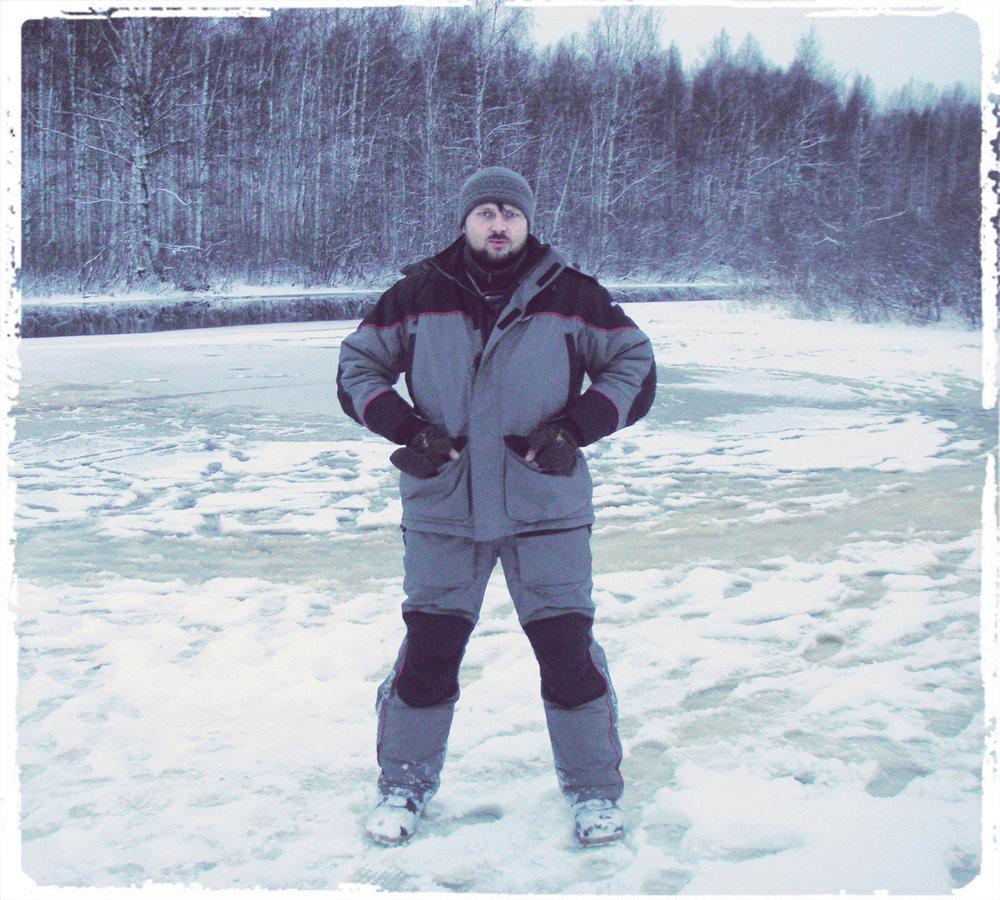 Хороший костюм для зимней рыбалки-залог хорошего настроения