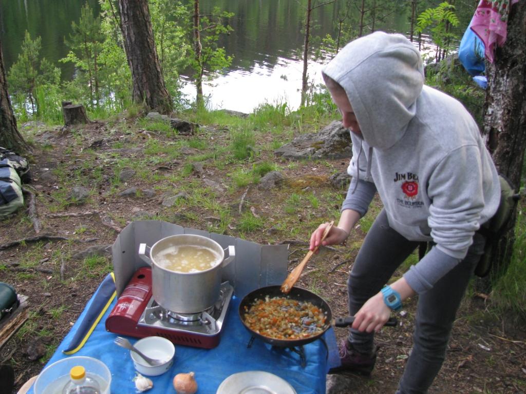 Туристическая газовая плитка – готовить на природе можно так же комфортно, как и дома!