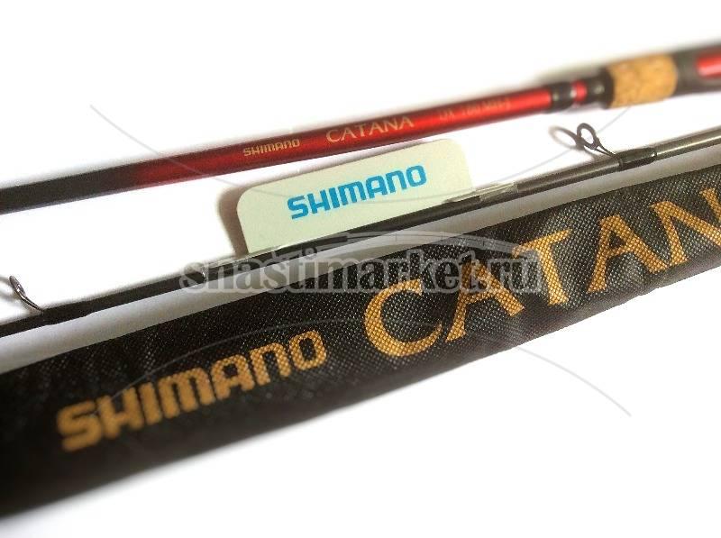 Спиннинг Shimano (Шимано)