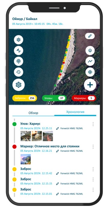 Датчик на удилище Cyberfishing Smart Rod Sensor