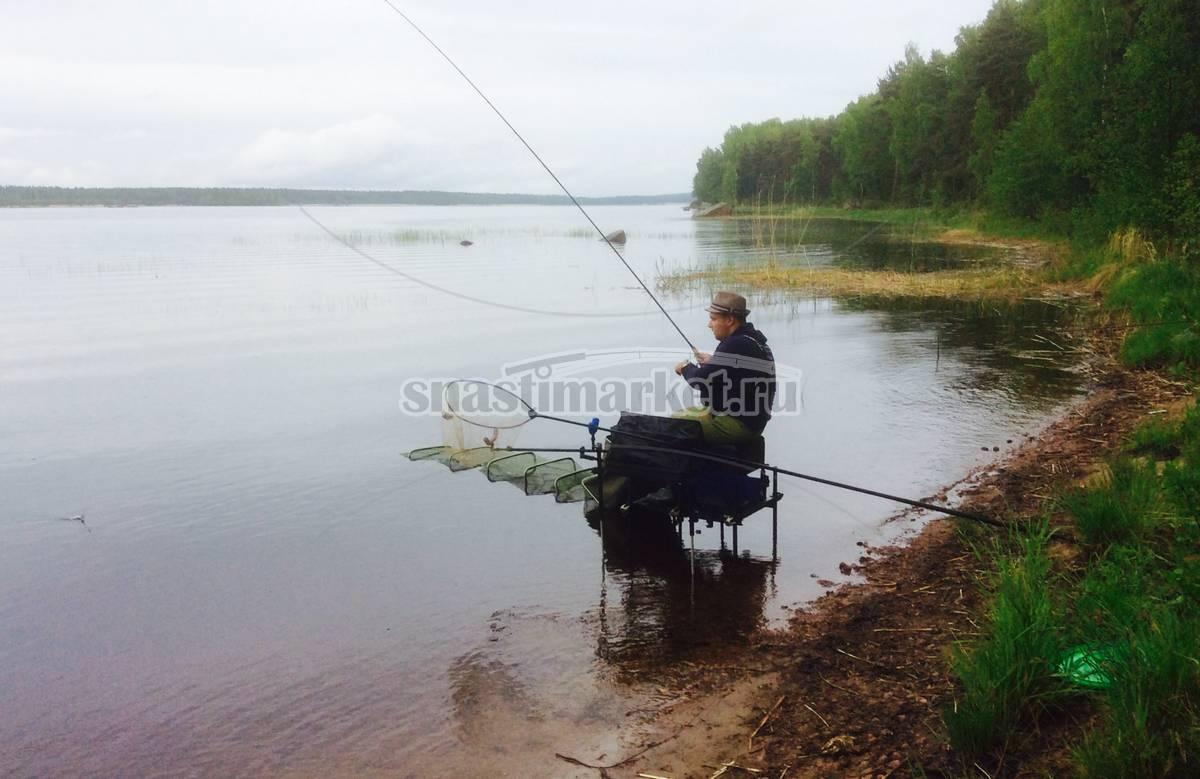 Обратите свое внимание на специальное удилище для донной ловли, купить которое можно в нашем магазине – Snastimarket.ru!