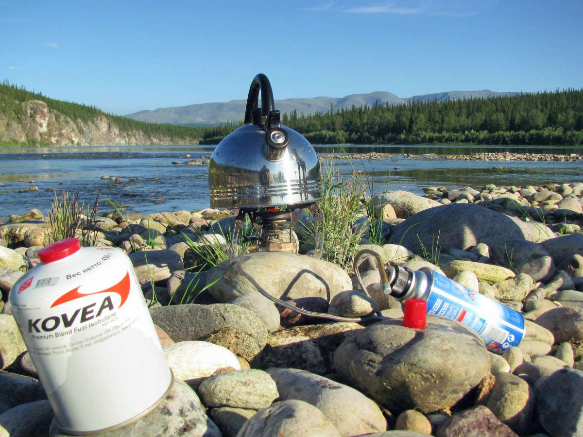 Газовое оборудование для туризма облегчит быт в походных условиях.