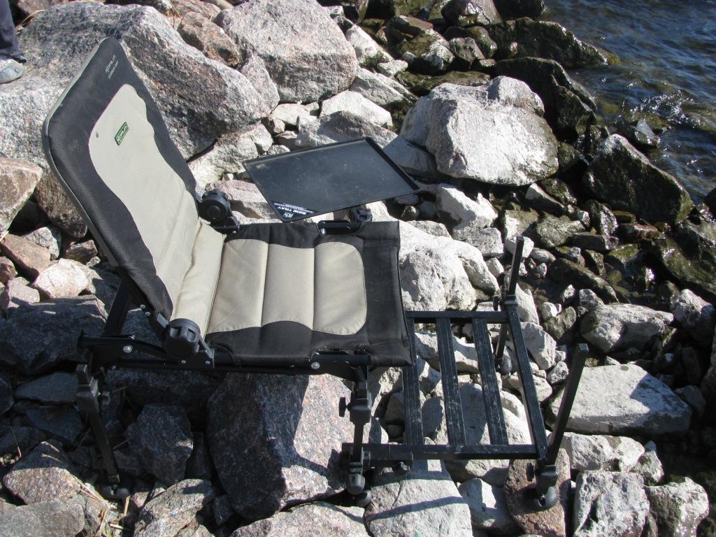 Рыболовные кресла-идеальный вариант для фидерной рыбалки