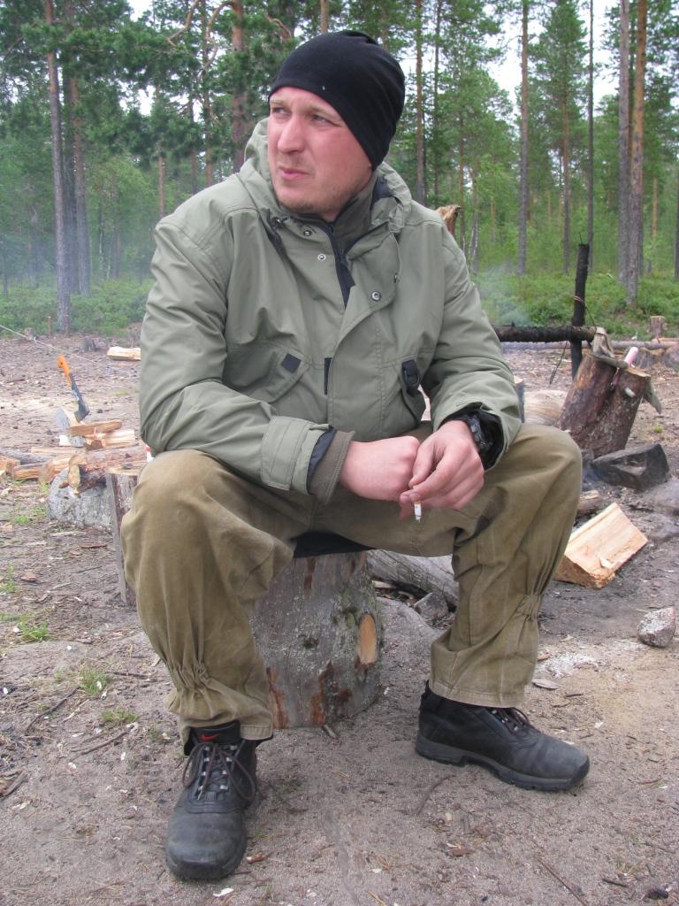 Рыболовные куртки