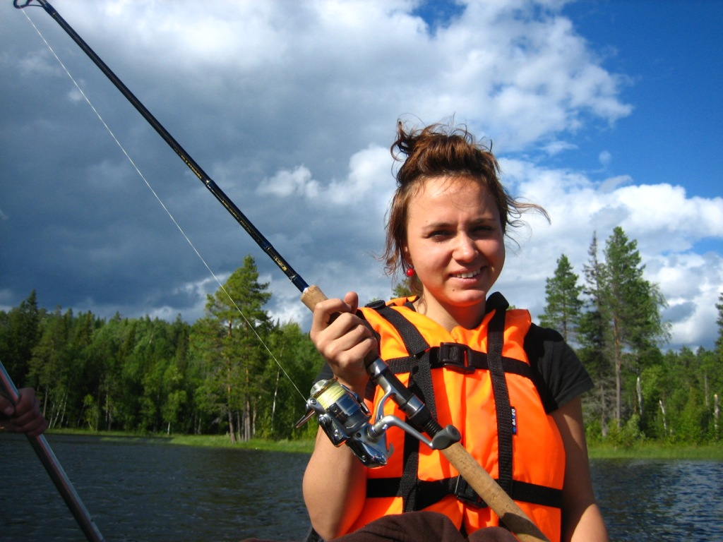 Для ловли на спиннинг, потребуетс купить безынерционную катушку с передним фрикционом