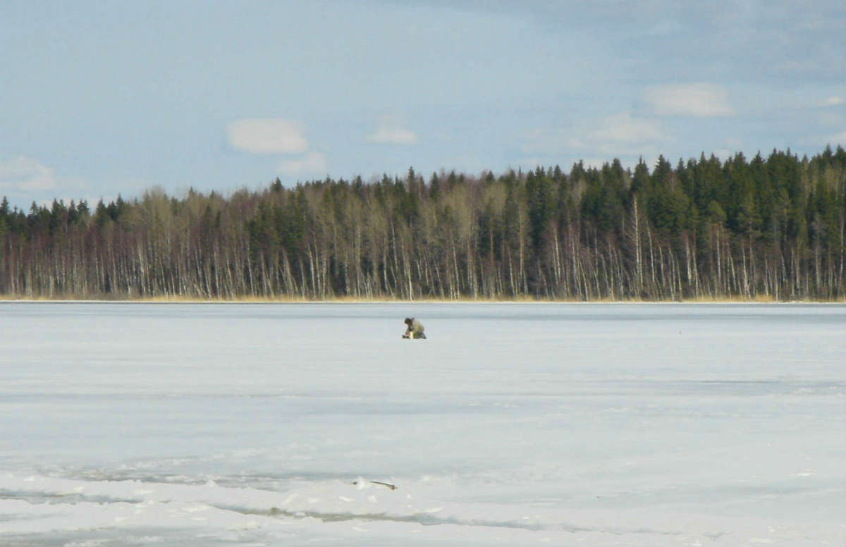 Зимняя рыбалка - особый вид рыболовного досуга.
