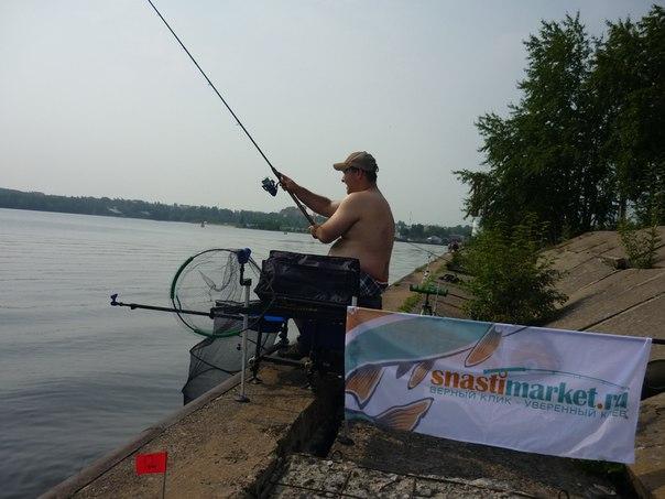 Спонсорам данного мероприятия выступил рыболовный интернет магазин Snastimarket...