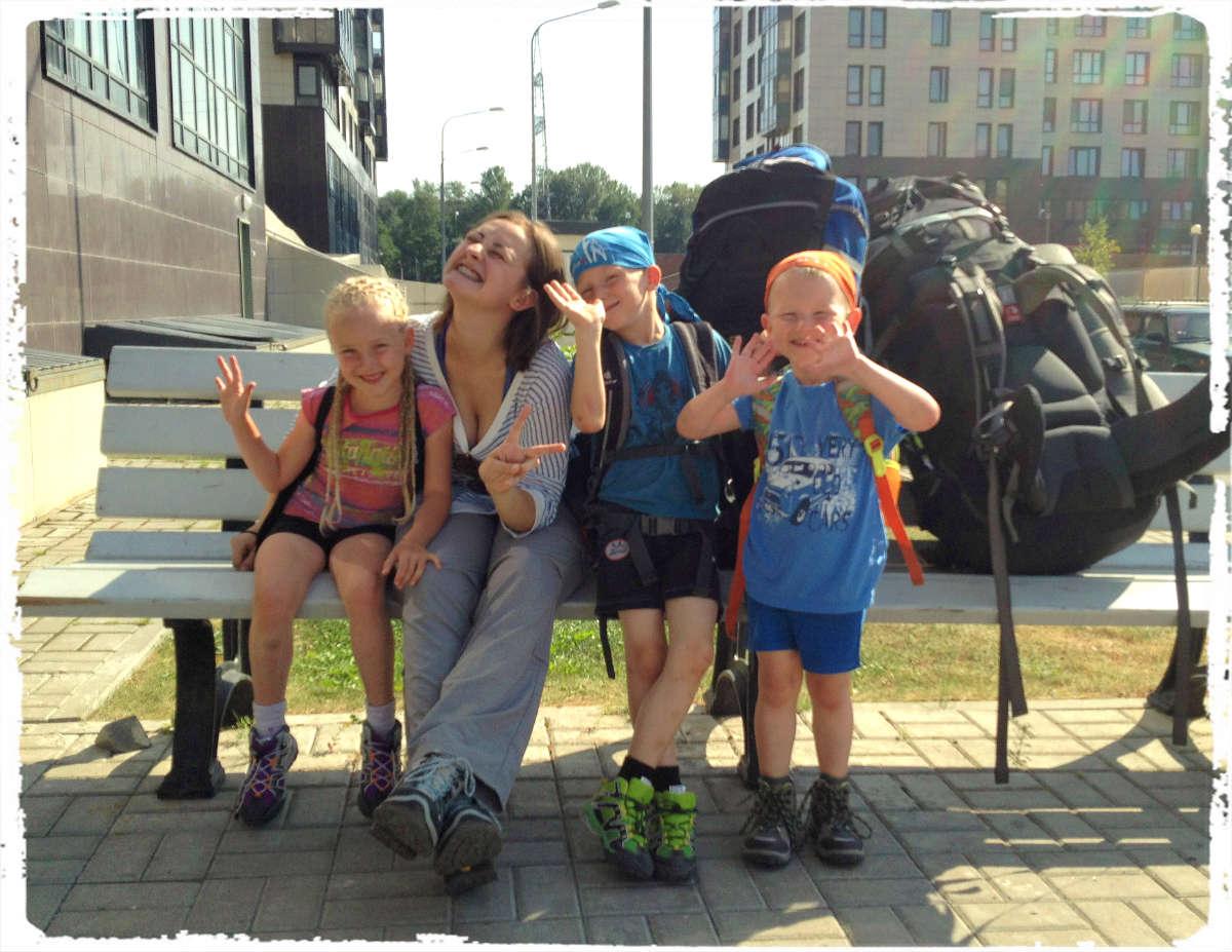 Перелёт Санкт-Петербург-Красноярск третьего августа 2014 года.